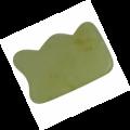 Guasha steen gekarteld