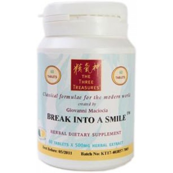Break into a Smile Tablets