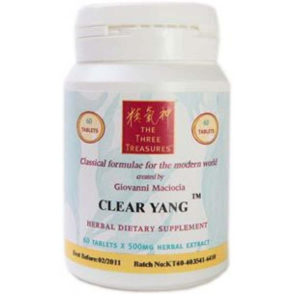 Clear Yang Tablets