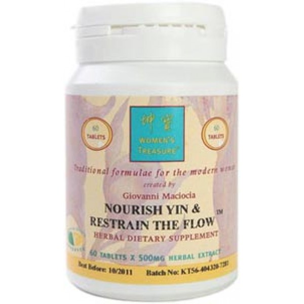 Nourish Yin and Restrain the Flow Tablets