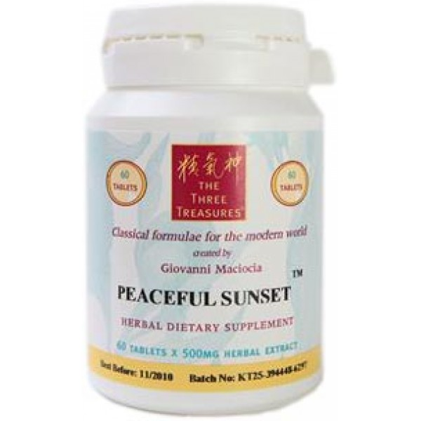 Peaceful Sunset Tablets