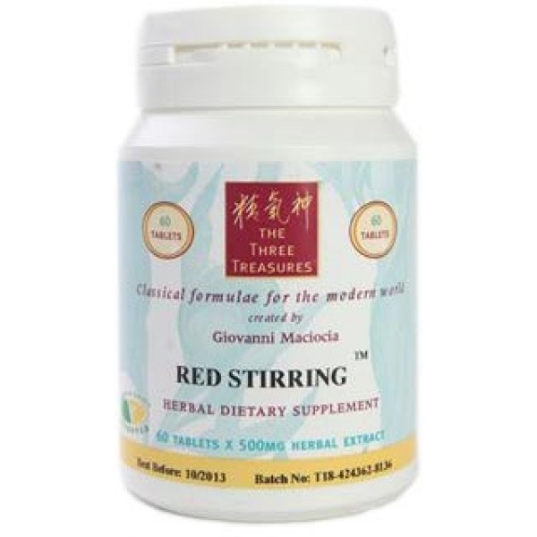 Red Stirring Tablets