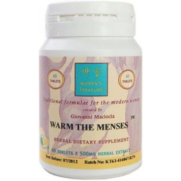 Warm the Menses Tablets
