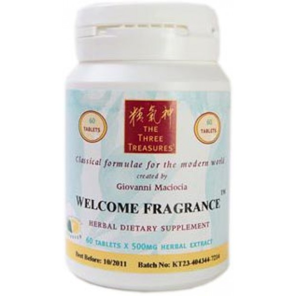 Welcome Fragrance Tablets