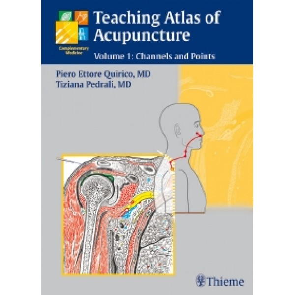 Teaching Atlas of Acupuncture Vol. 1