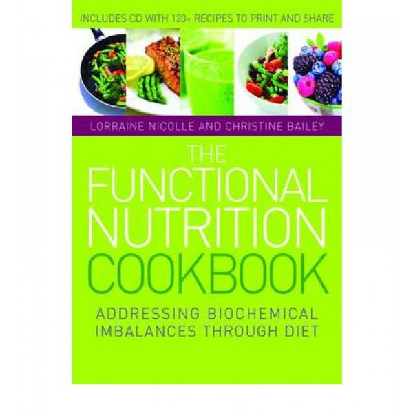 The Functional Nutrition Cookbook incl. dvd