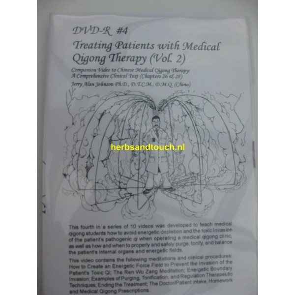 Volume 4 Treating Patients with Medical Qigong Therapy