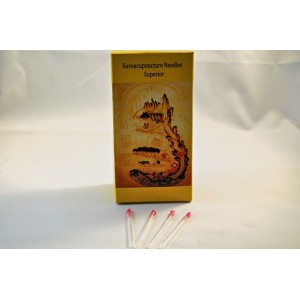 Euro Acupuncture Needles Yellow Painfree CB