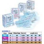 SEIRIN L-typ acupunctuur naalden